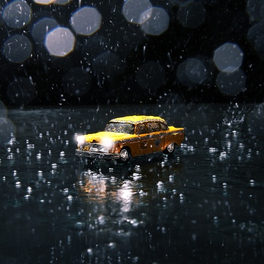 Art and Documentary Photography Blog - Loading Toy Cars
