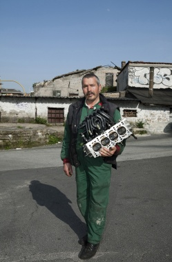 Art and Documentary Photography Blog - Loading Romans