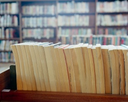 Art and Documentary Photography Blog - Loading On Libraries
