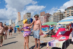 Art and Documentary Photography Blog - Loading Playa de los Pensionistas