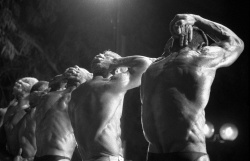 Art and Documentary Photography Blog - Loading Bodybuilders