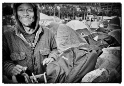 Art and Documentary Photography Blog - Loading OCCUPY OCCUPY