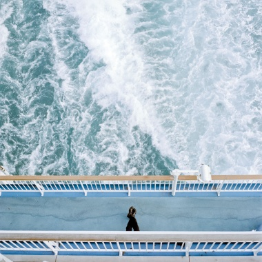 Art and Documentary Photography Blog - Loading The Ferry