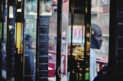 Art and Documentary Photography Blog - Loading A city refracted