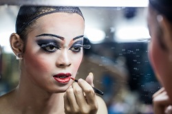 Art and Documentary Photography Blog - Loading Behind the Scenes of Cabaret