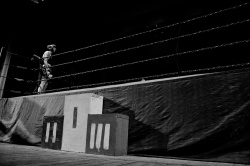 Art and Documentary Photography Blog - Loading The ring